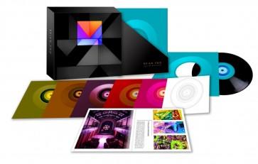 MUSIC FOR INSTALLATIONS 9LP