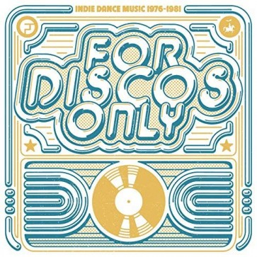 FOR DISCOS ONLY: INDIE DANCE MUSIC FROM FANTASY & VANGUARD RECORDS (1976-1981)3CD