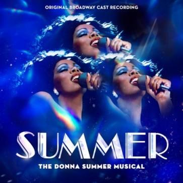 SUMMER: THE DONNA SUMMER MUSICAL CD