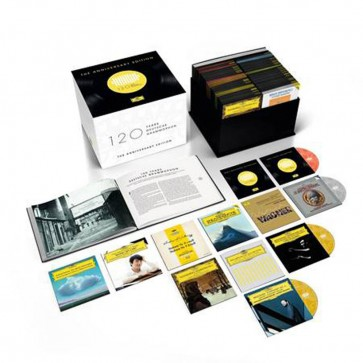 DG 120 ANNIVERSARY EDITION 120CD