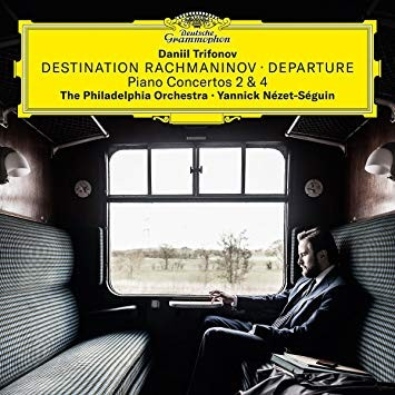 DESTINATION RACHMANINOV CD