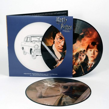 HARRY POTTER AND THE CHAMBER OF SECRETS (2LP PICTURED)