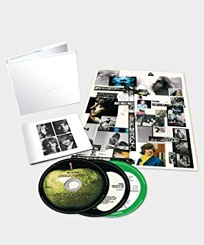 THE BEATLES (WHITE ALBUM)3CD