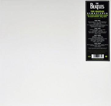 THE BEATLES (WHITE ALBUM)2LP