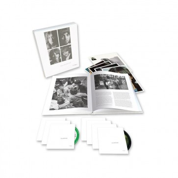 THE BEATLES (WHITE ALBUM)6CD+BD
