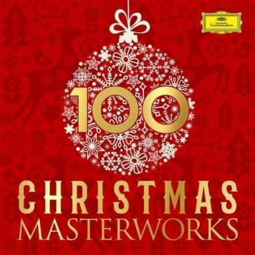 100 CHRISTMAS MASTERWORKS 5CD