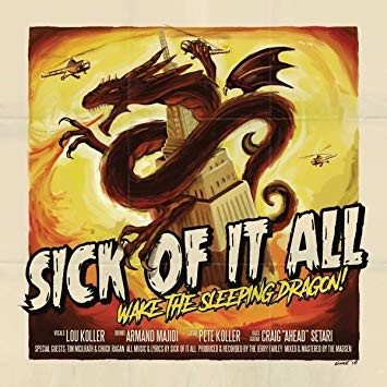 WAKE THE SLEEPING DRAGON! (CD)
