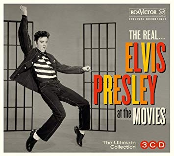 THE REAL... ELVIS PRESLEY AT THE MOVIES (3CD)