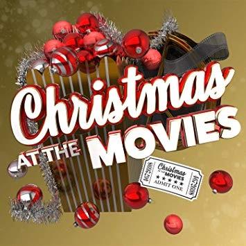 CHRISTMAS AT THE MOVIES (CD)