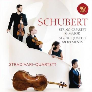 SCHUBERT: STRING QUARTET, D. 887 & QUARTETTSATZE, D. 703 & D. 103 (CD)