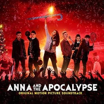 ANNA AND THE APOCALYPSE CD