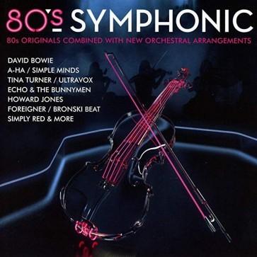 80S SYMPHONIC CD
