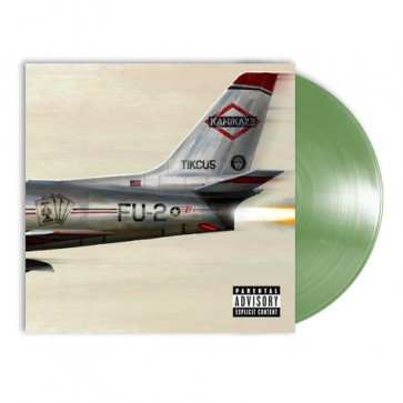 KAMIKAZE OLIVE GREEN LP