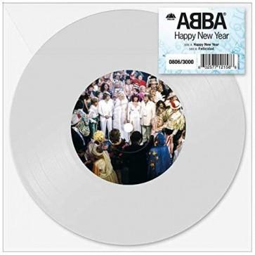 HAPPY NEW YEAR COLOUR LP(7'')