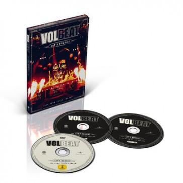 LET'S BOOGIE!2CD+DVD