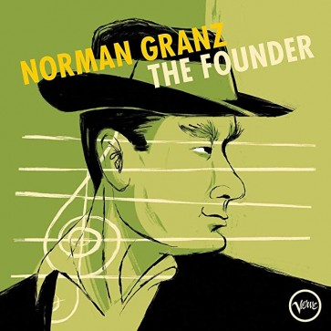 NORMAN GRANZ: THE FOUNDER 4CD