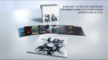 THE HALF SPEED MASTERS BOX 7LP