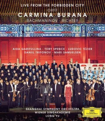 ORFF: CARMINA BURANA LIVE FROM THE FORBIDDEN CITY DVD