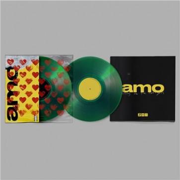 AMO (TRANSPARENT GREEN 2LP)