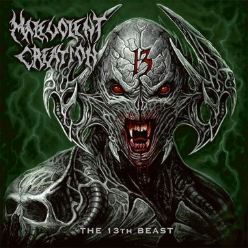 THE 13TH BEAST (CD)