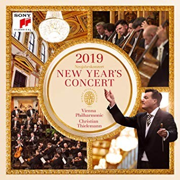 NEW YEAR'S CONCERT 2019 (2CD)