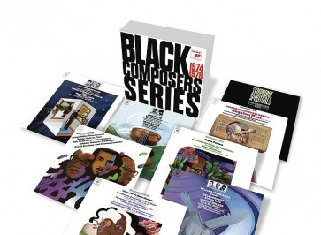 BLACK COMPOSER SERIES - THE COMPLETE ALBUM COLLECTION (10CD)