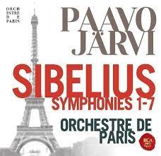 SIBELIUS: COMPLETE SYMPHONIES 9 (3CD)