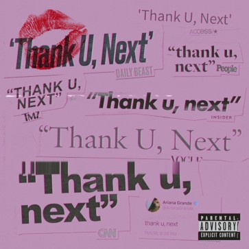 THANK U, NEXT CD