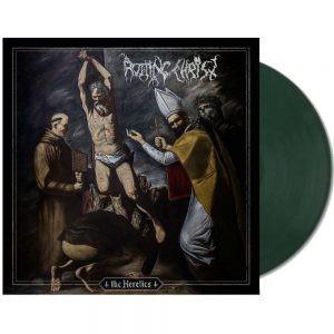 THE HERETICS (INFINITY EXCLUSIVE DARK GREEN) LP