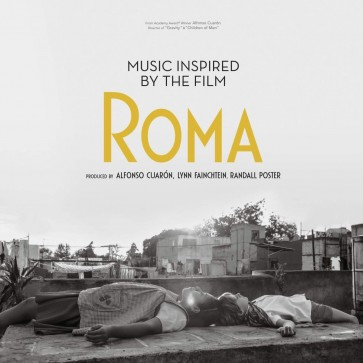 MUSIC INSPIRED BY THE FILM ROMA (CD)