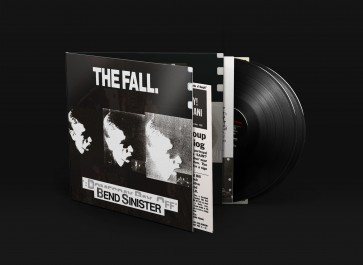 BEND SINISTER - THE DOMESDAY PAY-OFF TRIAD - PLUS (2LP)