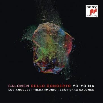 SALONEN CELLO CONCERTO (CD)
