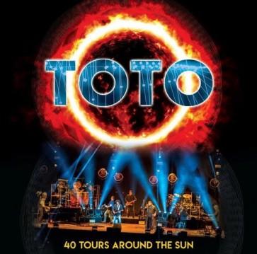 40 TOURS AROUND THE SUN 3LP