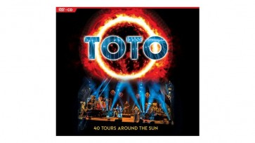 40 TOURS AROUND THE SUN 2CD+DVD