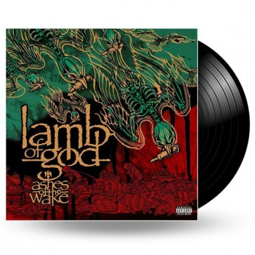ASHES OF THE WAKE (15TH ANNIVERSARY) (2LP)