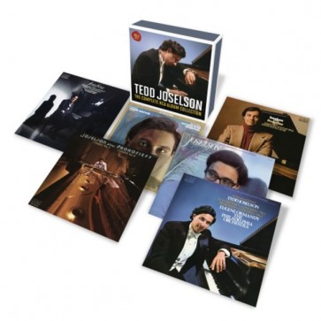 TEDD JOSELSON - THE COMPLETE ALBUM COLLECTION (6CD)