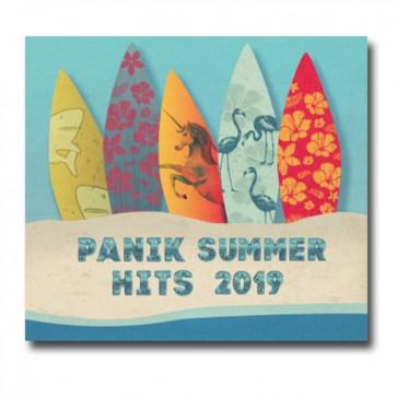 PANIK SUMMER HITS 2019 2CD