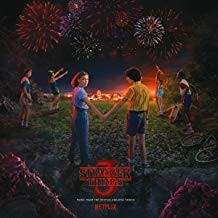 STRANGER THINGS: SOUNDTRACK FROM THE NETFLIX 2LP+7''