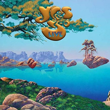 YES 50 LIVE (4LP LIMITED)