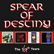 THE VIRGIN YEARS 4CD