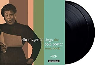 SINGS THE COLE PORTER SONG 2LP