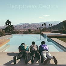 HAPPINESS BEGINS 2LP
