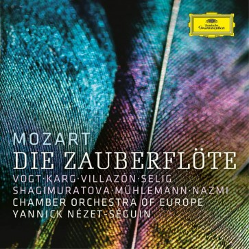 MOZART: DIE ZAUBERFLOTE 2CD