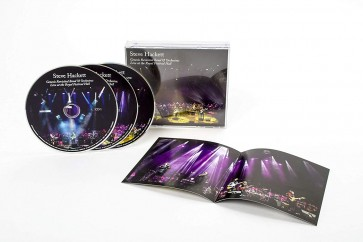 GENESIS REVISITED BAND & ORCHESTRA: LIVE 2CD+DVD