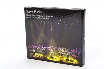 GENESIS REVISITED BAND & ORCHESTRA: LIVE 2CD+BD