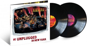 UNPLUGGED IN NEW YORK (25th ANIVERSARY EDITION)2LP