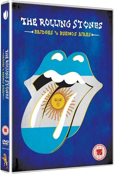 BRIDGES TO BUENOS AIRES DVD