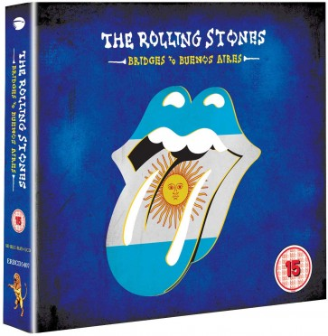 BRIDGES TO BUENOS AIRES 2CD+BLU RAY