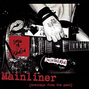 MAINLINER (WRECKAGE FROM THE PAST) LP
