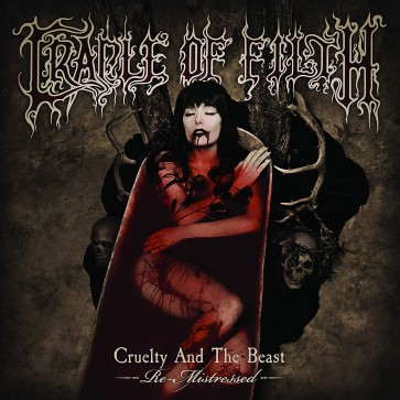 CRUELTY AND THE BEAST - RE-MISTRESSED 2LP